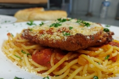 Chicken Parm Entree